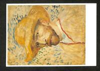 LUCKYPIGEON Vincent Van Gogh Self-Portrait Painting Netherlands Postcard (C1630)