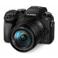 Panasonic Lumix G80 kit 14-140 OIS BLACK DMC-G80H Garanzia 4 anni FOWA