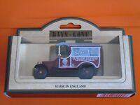 Lledo No 50014 - Days Gone Diecast Model Of A 1926  Maroon Bull-Nose Morris Van
