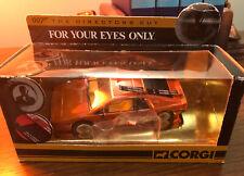 Corgi James Bond 007 Lotus Esprit Turbo CC04704 - For Your Eyes Only 1:36