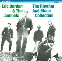 (CD) Eric Burdon & The Animals - The Rhythm And Blues Collection - See See Rider