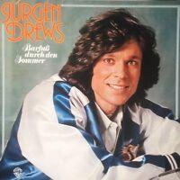 Jürgen Drews Barfuß durch den Sommer (1977) [LP]