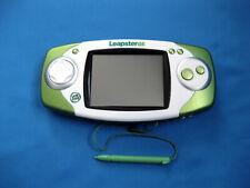 LeapFrog Leapster GS Handheld Learning System Green & White w/Stylus