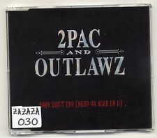 2pac and the Outlawz Maxi-CD Baby Don 'T CRY-German 4-Track 497 257-2