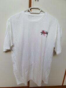 Maglietta Stussy Maglia Uomo Donna taglia L t shirt t-shirt trap hip hop hype