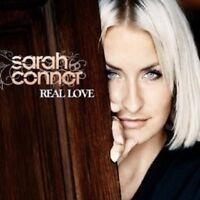 """SARAH CONNOR """"REAL LOVE"""" CD NEU"""
