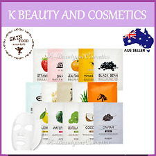 [Skinfood] 15 pieces x Beauty In A Food Mask 20ml *AUS Seller*