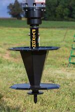 Danuser Python Fence Wire Winder For Auger Post Hole Digger 2 Hex Shaft