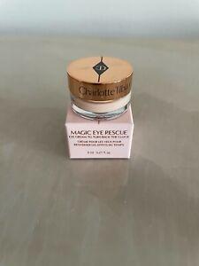 Charlotte Tilbury Magic eye Rescue eye cream 3ml sample brand new with box