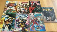 70's - Today Comic Books Various Titles & conditions (DC / MARVEL / Valiant)