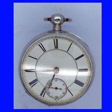 MINT Silber WALTHAM foggs Patent Heim Watch Co.15 Schmuckstück kW Taschenuhr
