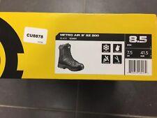 belleville boots original swat 8.5 side zipper