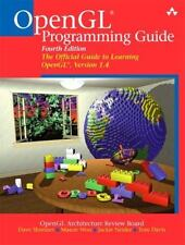 OpenGL Programming Guide: The Official Guide to Learning OpenGL,-ExLibrary