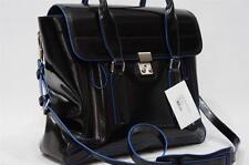 3.1 PHILLIP LIM PASHLI BLACK SATCHEL SHOULDER BAG $1025 NWT