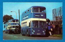 Bus Postcard ~ Ashton Under Lyne 59: 1969 NCounties Atlantean: Lees Rd - Pike S3