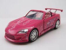 Honda S2000 Cabrio 1995 pink - Suki Fast & Furious, Modellauto 1:32 / Jada Toys