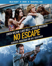 No Escape - Digital HD movie code Only, Ultraviolet (from Blu-ray)