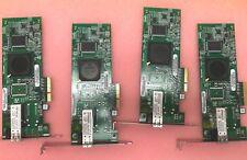 Dell QLogic QLE2460 PCIe X4 4Gb FC (QTY 3)