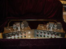 Pair Harman Kardon 6550/KT88 Tube Amplifiers made for Schulmerich Carrilons Inc.