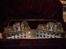 Pair Harman Kardon 6550/KT88 Tube Amplifiers made for Schulmerich Carrilons Inc.