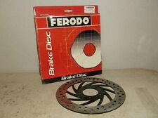 Ferodo Front Brake Rotor for Aprilia Scarabeo, Sportcity, and Atlantic Scooters