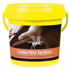 B & E Lederfett 500 ml - farblos - Leder Pflege Lederschuhe Fett Lederpflege