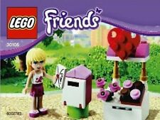 8 X LEGO Friends Stephanie's Mailbox (30105) New in polybag Party Favors