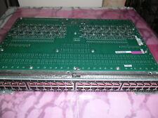 Cisco 4500 serie ws-x4148-rj45v 48 PORT POE SWITCH Module