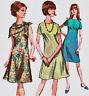 Retro Fab Handmade 1950's Ladies DIGITAL Counted Cross-Stitch Pattern Chart