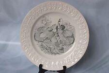 ADAMS CHINA RUFFED GROUSE BIRDS OF AMERICA RARE UNPAINTED  AUDUBON DINNER  17017