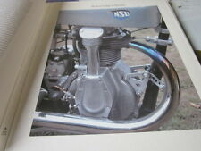 Motorrad Archiv Geschichte 1122 NSA Königswellenmotor
