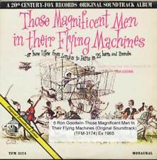 Soundtrack, Stage & Screen Vinyl LPs (choose titles)