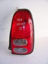 Daihatsu Cuore VI L7 L701 (02-03) : Facelift Heckleuchte rechts Rückleuchte
