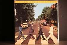 THE BEATLES LP ABBEY ROAD 1979 MFSL 1-023