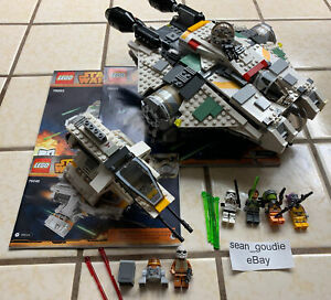 LEGO Star Wars Rebels The Ghost (75053) + The Phantom (75048)