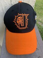 NWOT New MILB JACKSONVILLE SUNS Minor League Black One Size Baseball Cap Hat