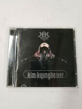 Kim Kyung-Ho-Kim: kyungho 1997 CD Samsung Music Korean Rock - YSCS-239