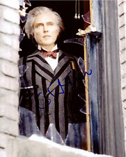 CHRISTOPHER WALKEN signed autographed BATMAN RETURNS MAX SHRECK 11x14 photo