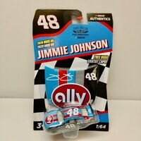 2020 NASCAR AUTHENTICS Wave 9 Jimmie Johnson Darlington 1/64 Diecast