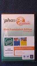 """phase6-premium """"FRANZÖSISCH Edition Gymnasium"""" * Klett * NEU/OVP"""