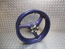 1 Suzuki GSX R 1100 W GU75C #F271# Felge vorne 17x3,50 Vorderrad Rad Felge