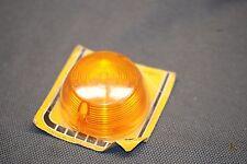 NOS 70's Yamaha Front Amber Turn Signal Lense- NOS In original packaging