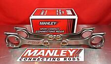 Manley H-Beam Connecting Rods ARP2000 Upgrade Integra  B18 B18C B18C1  14026-4