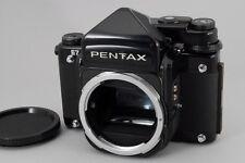 [Exc+++] Pentax 67 TTL Medium Format Camera MLU Body from Japan #5646