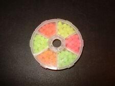 Mad River Trout/Steelie Bead UV 10mm Assortment 6 Color Steelhead Bead Box