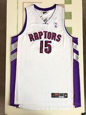 Nike NBA Authentics Vince Carter Toronto Raptors Jersey Size 48 XL