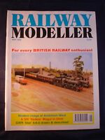 1 - Railway modeller - May 1998 - Contents page shown in photos