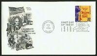 #3186n 33c Broadway Hit, Art Craft FDC **ANY 4=FREE SHIPPING**