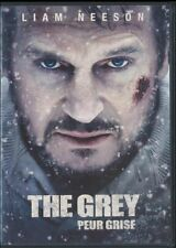 The Grey (DVD, 2012, Canadian, Widescreen) Liam Neeson