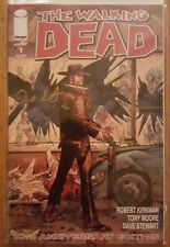 Walking Dead #1 - 10th Anniversary Edition 1 of 10 Signed in GOLD NM+